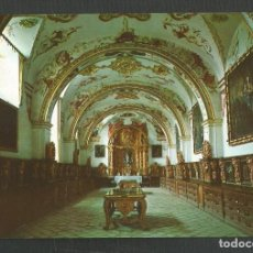 Postales: POSTAL SIN CIRCULAR SAN MILLAN DE LA COGOLLA 4 SACRISTIA (LOGROÑO) EDITA SKORPIO. Lote 277551893