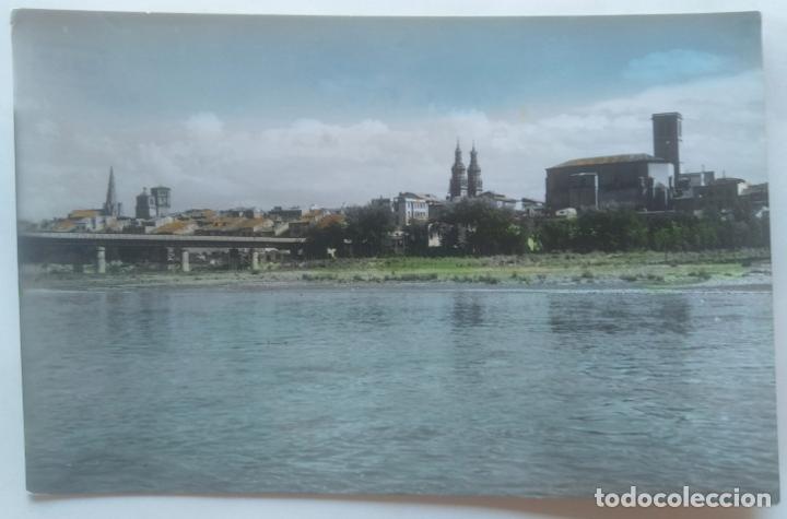 LOGROÑO VISTA PARCIAL (Postales - España - La Rioja Moderna (desde 1.940))