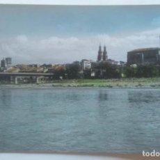Postales: LOGROÑO VISTA PARCIAL. Lote 277574388