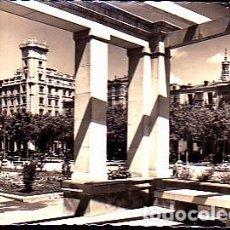 Postales: POSTAL LOGROÑO VISTA PARCIAL DEL PASEO POLON. Lote 277688268