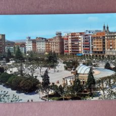 Postales: POSTAL 18 SICÍLIA. PASEO DEL ESPOLÓN. LOGROÑO. LA RIOJA. 1973. NO CIRCULADA.. Lote 278619753