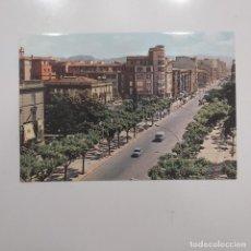 Postales: POSTAL LOGROÑO. AVENIDA DEL GENERAL VARA DE REY (LA RIOJA) ESCRITA. Nº 24 GARRABELLA OTRA. Lote 279570538