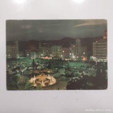 Postales: POSTAL LOGROÑO. EL ESPOLÓN. NOCTURNA (LA RIOJA) CIRCULADA 1966. Nº 2003 ARRIBAS. Lote 279573108
