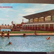 Cartoline: CALAHORRA, PISCINAS MUNICIPALES.. Lote 283089833