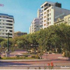 Postales: TARJETA POSTAL. LOGROÑO. 176 JARDINES DEL ESPOLÓN. EDICIONES PARÍS. ESCRITA EN REVERSO. Lote 284657878
