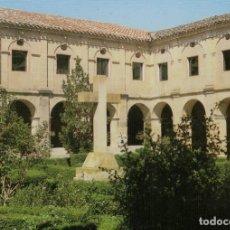 Postales: CLAUSTRO MONASTERIO DE CAÑAS. LA RIOJA. / POSTAL SIN CIRCULAR. Lote 285737448