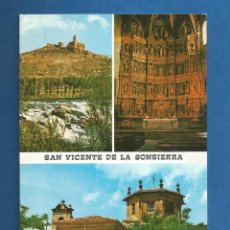Postales: POSTAL SIN CIRCULAR SAN VICENTE DE LA SONSIERRA 3 LOGROÑO EDITA GARCIA GARRABELLA. Lote 287618668