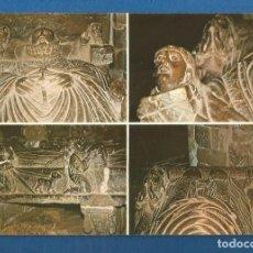 Postales: POSTAL SIN CIRCULAR SAN MILLAN DE LA COGOLLA 6 MONASTERIO DE SUSO LOGROÑO EDITA SAN-PI. Lote 287619608