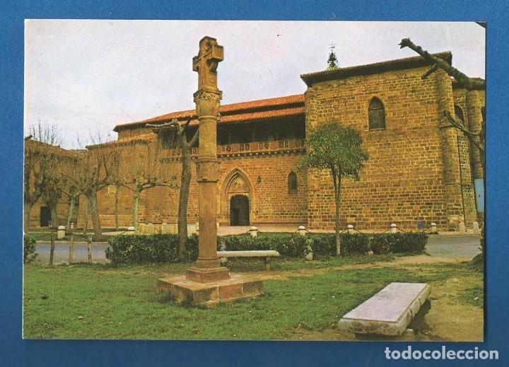 POSTAL SIN CIRCULAR EZCARAY 6 LA RIOJA EDITA BUR-SE (Postales - España - La Rioja Moderna (desde 1.940))