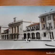 Postales: ANTIGUA POSTAL.ESTACION DEL NORTE.LOGROÑO. ED.MONTAÑEZ Nº 16. COLOREADA. Lote 288131258