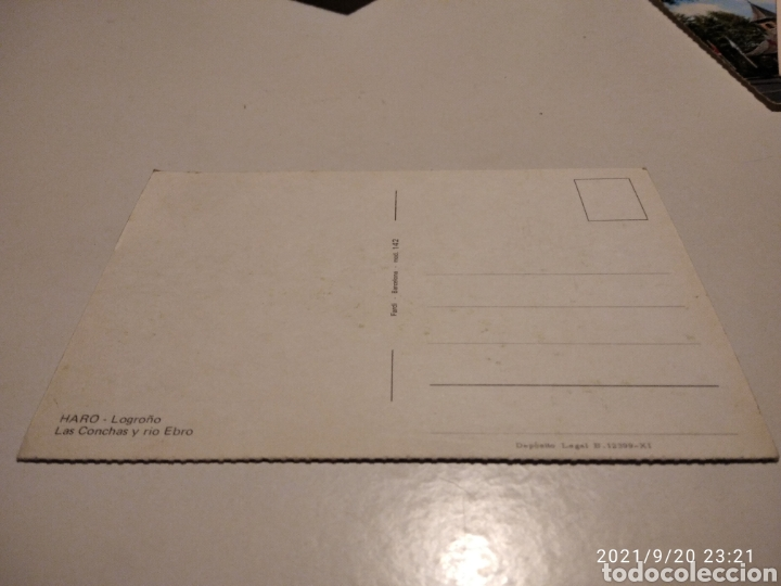 Postales: Postal Haro Logroño - Foto 2 - 288578518