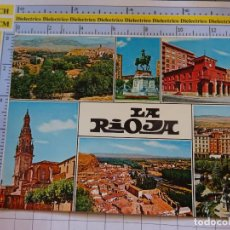 Postales: POSTAL DE LA RIOJA. AÑO 1968. VISTAS. 7441 CALPEÑA. 1058. Lote 290030363