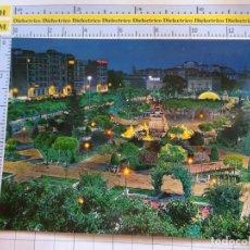 Postales: POSTAL DE LA RIOJA. AÑO 1966. LOGROÑO PLAZA DEL ESPOLÓN, 14 GARRABELLA . 1061. Lote 290030678