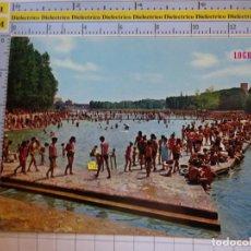 Postales: POSTAL DE LA RIOJA. AÑO 1970. LOGROÑO PISCINAS 679 PARIS. 1078. Lote 290032948