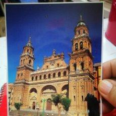 Postales: POSTAL ALFARO LA RIOJA LA MAYOR COLONIA DE CIGÜEÑAS DEL MUNDO FECHADA. Lote 291900843