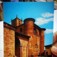 Postales: POSTAL NAJERA SANTA MARÍA LA REAL N 5557 BEASCOA FECHADA. Lote 291904238