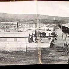 Postales: ANTIGUA POSTAL DOBLE DE MELILLA - BARRIO DEL REAL. Lote 21097851