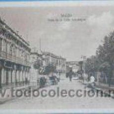 Postales: MELILLA. VISTA DE LA CALLE SOTOMAYOR.... Lote 3059901