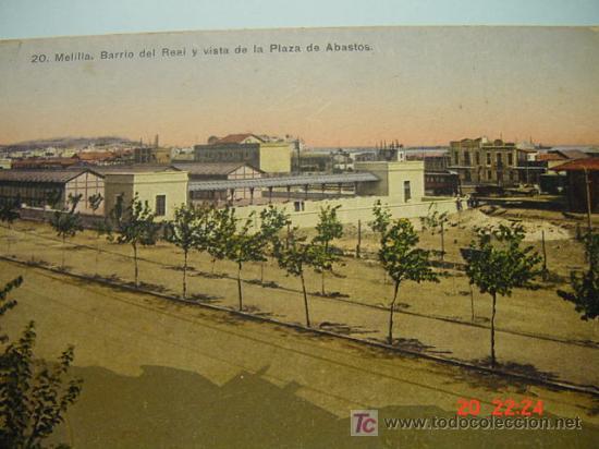 6077 MELILLA MIRA MAS POSTALES DE ESTA CIUDAD EN MI TIENDA TC COSAS&CURIOSAS (Postales - España - Melilla Antigua (hasta 1939))