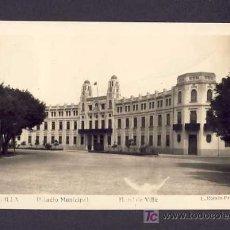 Cartes Postales: POSTAL DE MELILLA: HOTEL DE VILLE (ROISIN NUM.2). Lote 7096958