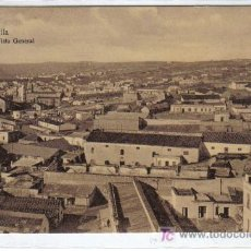 Postales: MELILLA VISTA GENERAL - EDICIÓN M.V. POSTAL EXPRES - Nº 121 - SIN CIRCULAR. Lote 26517747