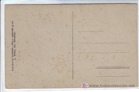 Postales: 10.- MELILLA Calle del General Marina - L. Roisin fot - Sin circular - Foto 2 - 26802968
