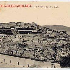 Cartes Postales: MELILLA. FUERTE DE VICTORIA GRANDE. ( ESTACION RADIO TELEGRAFICA ) CIRCULADA. Lote 12422685