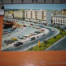 Postales: MELILLA AVENIDA DEL GENERAL MACIAS. Lote 10523826