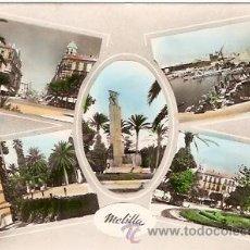 Postales: POSTAL MELILLA VARIAS VISTAS . Lote 12242206