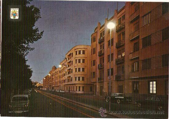 MELILLA (Postales - España - Melilla Moderna (desde 1940))