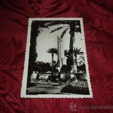 Postales: MELILLA MONUMENTO A LOS HEROES,EDIC RAFAEL BOIX-MELILLA. Lote 14726681