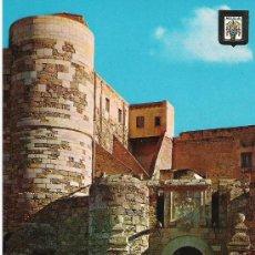 Postales: MELILLA - PUERTA DE SANTIAGO - ESCUDO DE ORO Nº 17 -. Lote 14877485