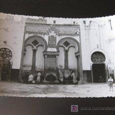 Postales: POSTAL FOTOGRAFICA DE MELILLA Nº 21 - FUENTE DEL BOMBILLO. Lote 20690861