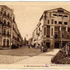 Postales: BONITA POSTAL - MELILLA - CALLE CANALEJA . Lote 19213633
