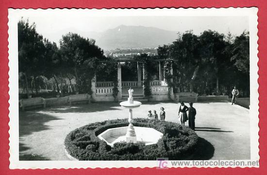 MELILLA, PARQUE LOBERA, P40577 (Postales - España - Melilla Antigua (hasta 1939))