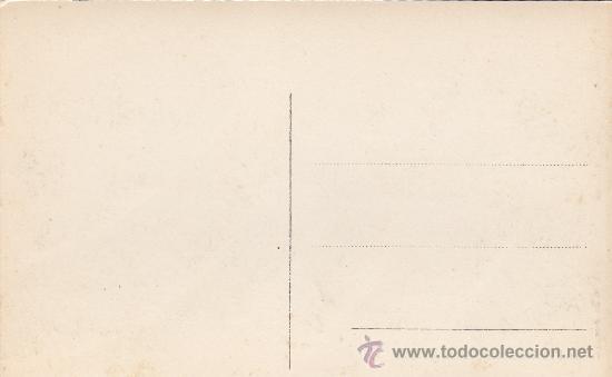 Postales: EL FARO: MELILLA: BONITA POSTAL SIN USAR Nº 51 L. ROISIN FOTOGRAFO. - Foto 2 - 15630002