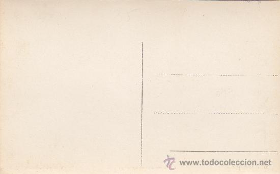 Postales: OTRO DETALLE DEL PARQUE: MELILLA: BONITA POSTAL SIN USAR Nº 38 L. ROISIN FOTOGRAFO. - Foto 2 - 15702473