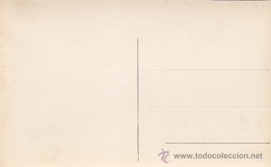 Postales: BARRIO OBRERO Y AMPLIACION: MELILLA: BONITA POSTAL SIN USAR Nº 58 L. ROISIN FOTOGRAFO. - Foto 2 - 15720132