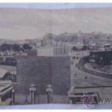 Postales: MAGNÍFICA POSTAL PANORÁMICA DE MELILLA. VISTA GENERAL. Lote 20329718