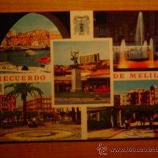 Postales: POSTAL MELILLA SIN CIRCULAR. Lote 16444957
