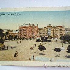 Postales: MELILLA PLAZA DE ESPAÑA. Lote 17283984
