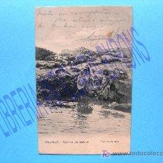 Postales: POSTAL DE MELILLA. CAMINO DE ZELUAN. PROVISIÓN DE AGUA. AÑO 1909. Lote 17372286