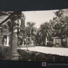 Postales: MELILLA - BELLO RINCON DEL PARQUE HERNANDEZ - . Lote 17503023
