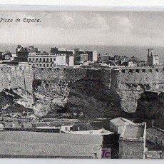Postales: TARJETA POSTAL DE MELILLA. PLAZA DE ESPAÑA. EDICION BOIX HERMANOS. Lote 17734862