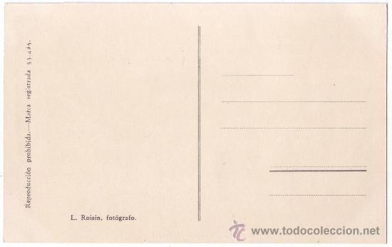 Postales: Reverso - Foto 2 - 26841204