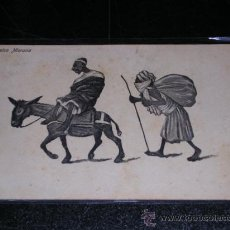 Postales: ESCENA MORUNA,EDC. BOIX MELILLA-14X9 CM.. Lote 17880391