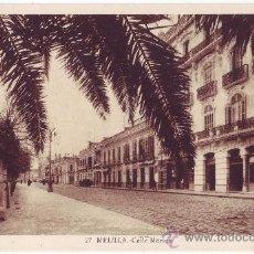 Postales: MELILLA: CALLE MARINA. L. ROISIN. NO CIRCULADA (AÑOS 30). Lote 26841212