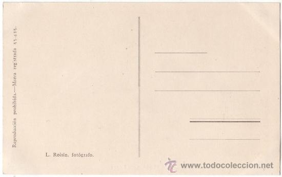 Postales: Reverso - Foto 2 - 26841212