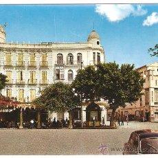 Postales: POSTAL MELILLA.TERRAZA BAR METROPOL Y CINE MONUMENTAL.ESCUDO DE ORO Nº30.SIN CIRCULAR. Lote 18583120