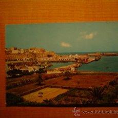 Postales: POSTAL MELILLA PUERTO VISTA PARCIAL SIN CIRCULAR. Lote 18785465